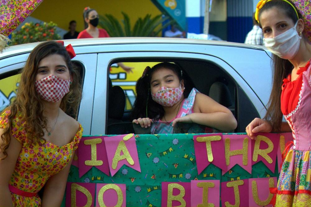 Arraiá Thru do Biju e CCAA foi sucesso absoluto em Rio Brilhante (Galeria 1)