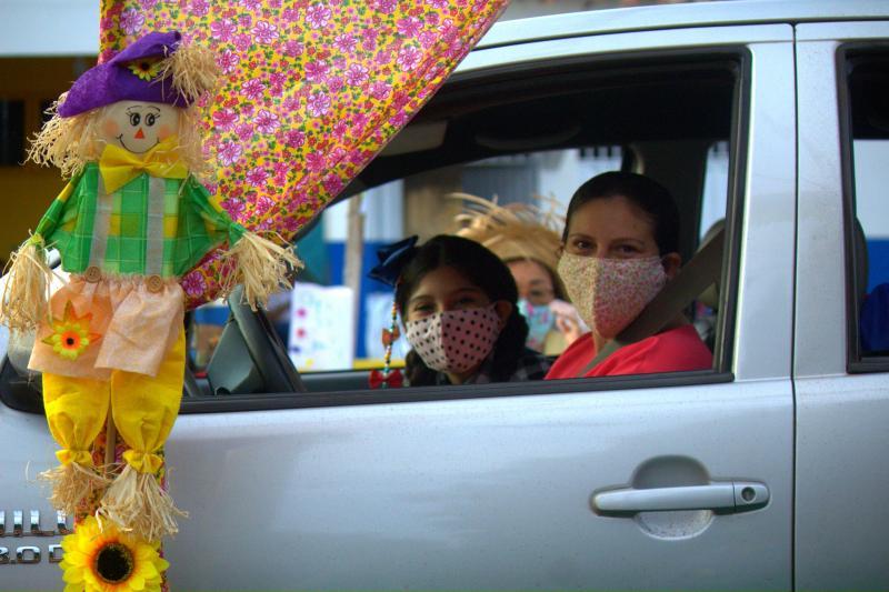 Arraiá Thru do Biju e CCAA foi sucesso absoluto em Rio Brilhante (Galeria 2)