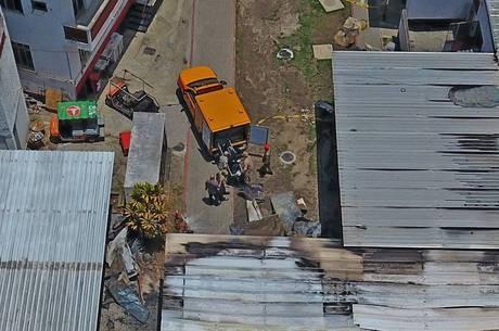 Área do alojamento não constava em projeto Fábio Motta/Agência Estado/08-02-19