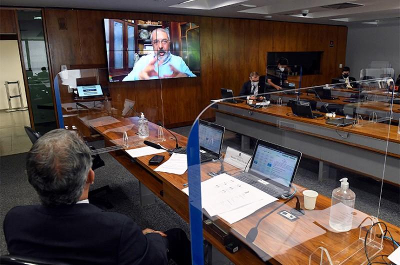 Reunião da CAS aprova requerimentos para seis audiências públicas - Jefferson Rudy/Agência Senado