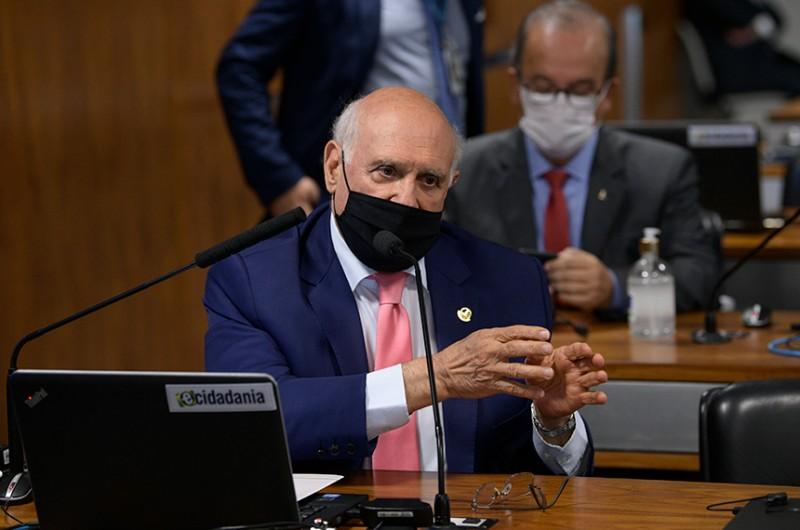 Para o autor da proposta, Lasier Martins, falta de regramento sobre 'jabutis' prejudica processo legislativo - Pedro França/Agência Senado