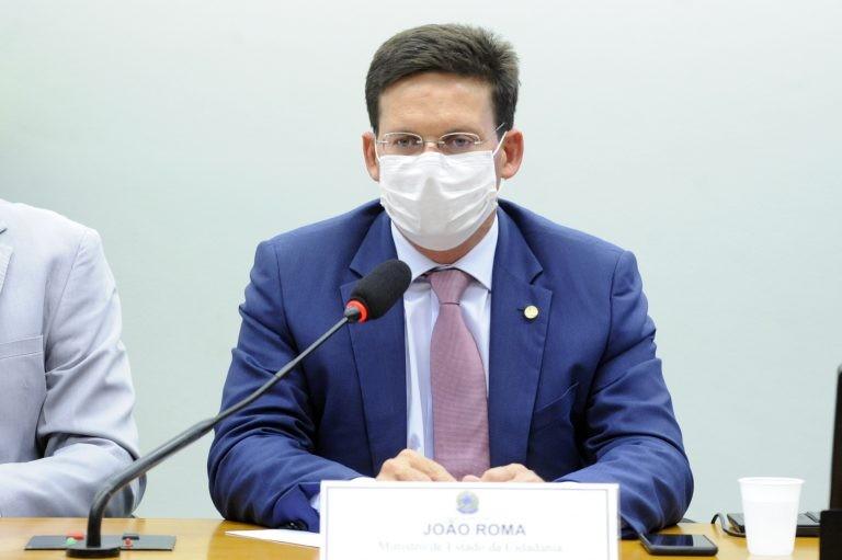 Ministro da Cidadania, João Roma - (Foto: Gustavo Sales/Câmara dos Deputados)