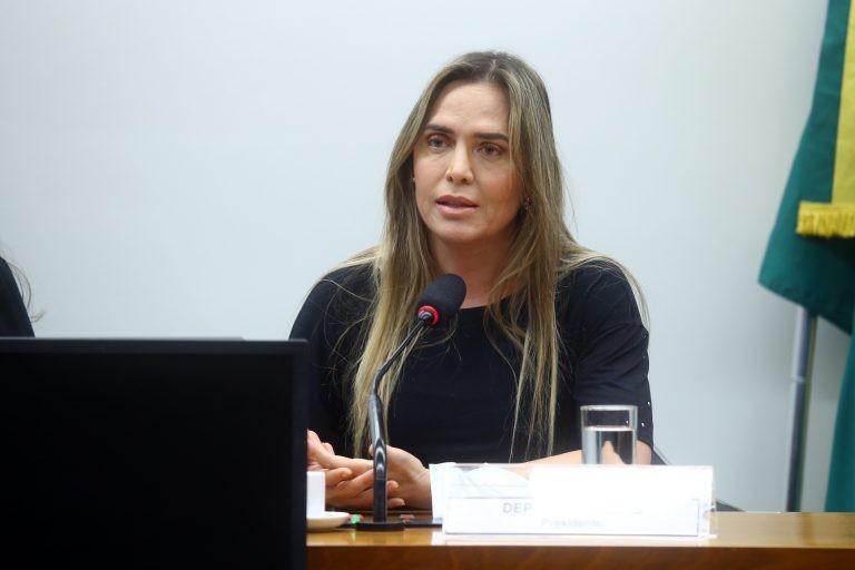 Celina Leão observa que a maior parte dos casos é descoberta tardiamente - (Foto: Najara Araujo/Câmara dos Deputados)