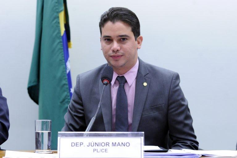 Júnior Mano foi eleito presidente do colegiado - (Foto: Cleia Viana/Câmara dos Deputados)