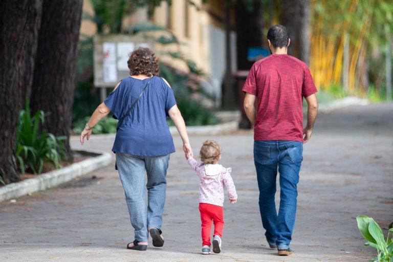 Laços familiares fortes previnem problemas, como uso de drogas - (Foto: Divulgação/Governo de São Paulo)