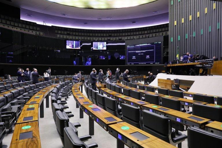 Plenário da Câmara terá sessão às 10 horas - (Foto: Michel Jesus/Câmara dos Deputados)