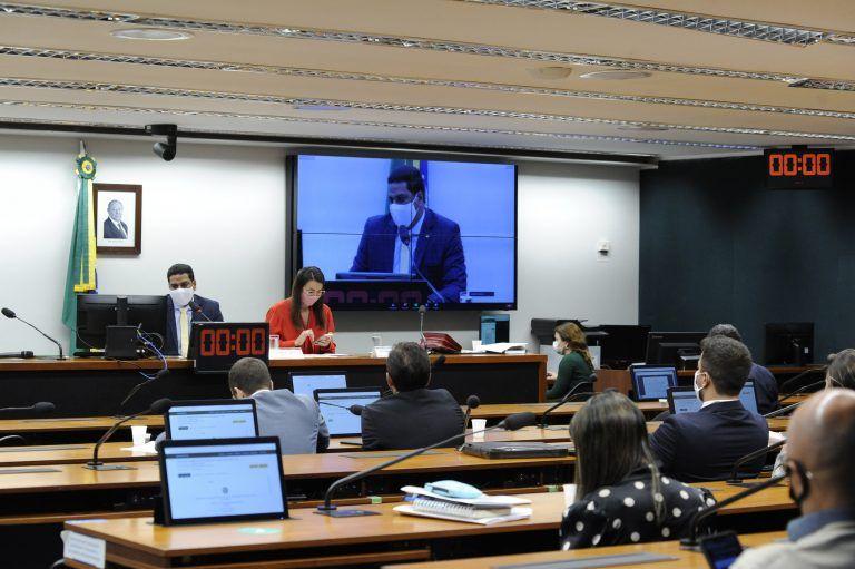 GT criado em fevereiro tem o deputado Jhonatan de Jesus como presidente - (Foto: Gustavo Sales/Câmara dos Deputados)