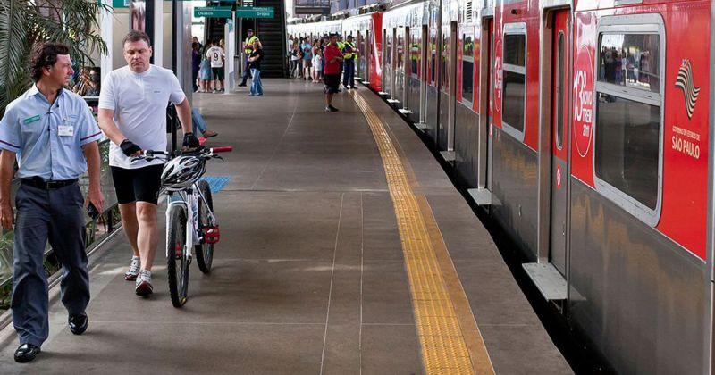 © Companhia Paulista de Trens Metropolitanos (CPTM)