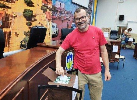 Nome do professor deve ser referendado pelo PT. (Foto: Divulgação).