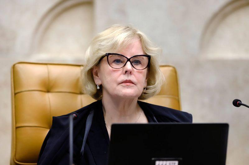 Ministra Rosa Weber preside sessão plenária por videoconferência. Foto: Rosinei Coutinho/SCO/STF (10/12/2020) - (Foto: Rosinei Coutinho/SCO/STF - 10.12.2020)