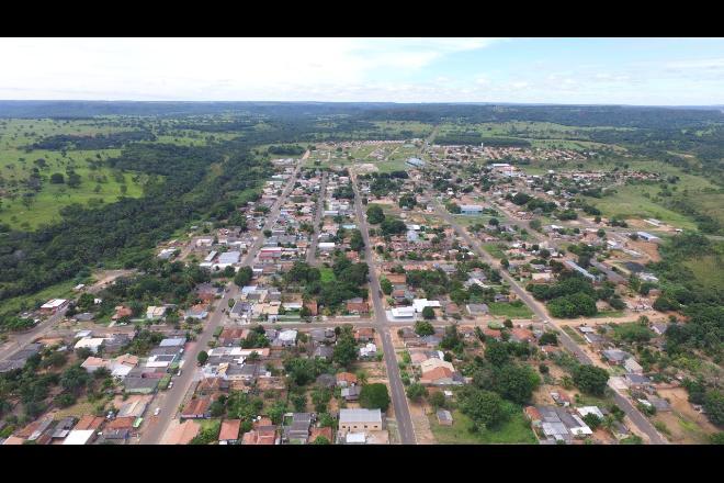 Vista panorâmica de Figueirão - Divulgação