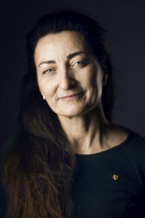 May-Britt Moser participa de evento - (Foto: Divulgação/Nobel Prize)