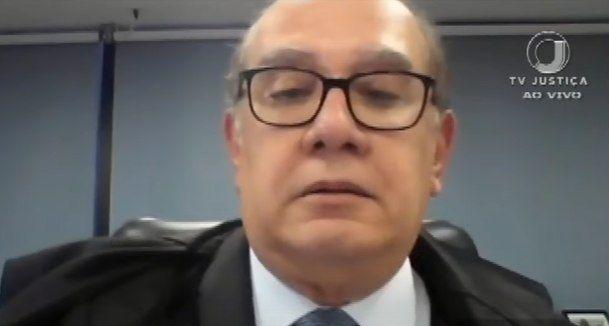 O ministro Gilmar Mendes, do STF - (Foto: Youtube/Reprodução 07.04.2021)