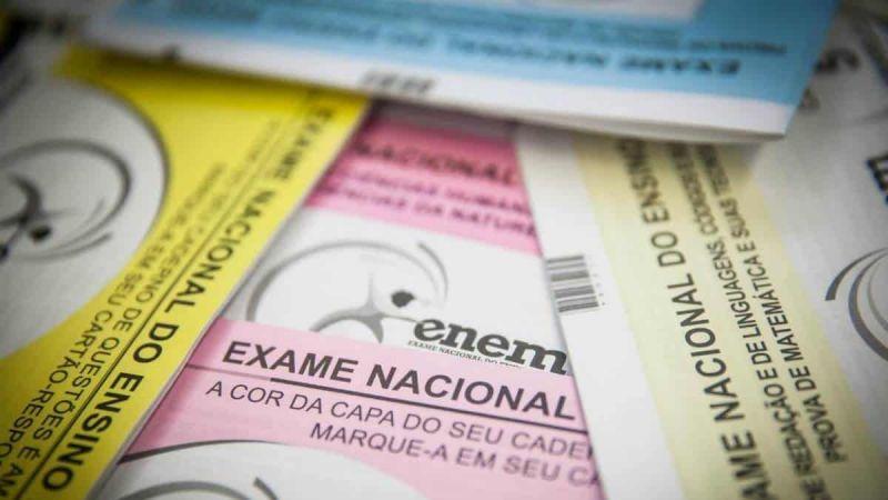 Enem pode ser usado para ingressar em universidades em Portugal - (Foto: Foto divulgação INEP)