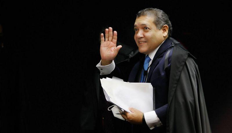 O ministro Kassio Nunes Marques, do STF - (Foto: Fellipe Sampaio /SCO/STF - 10.11.2020)