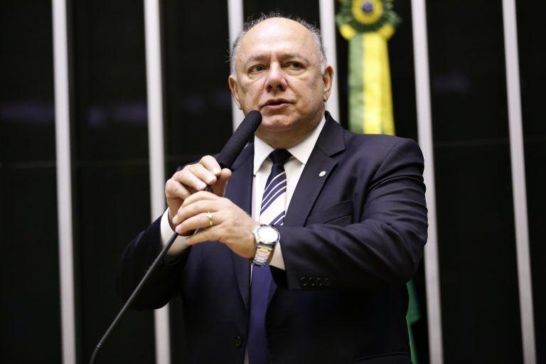 Deputado federal Schiavinato - (Foto: Michel Jesus/ Câmara dos Deputados)