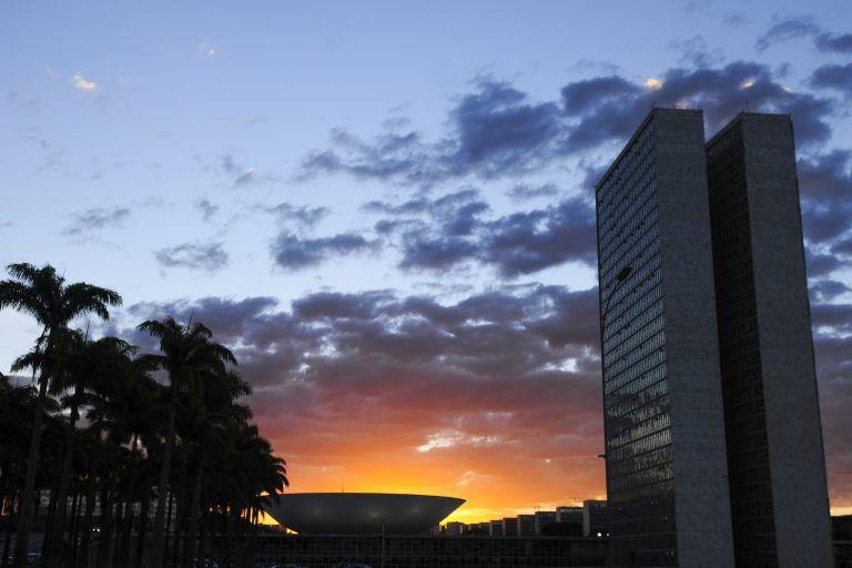 Luto oficial suspende sessões no Plenário e reuniões de comissões - (Foto: Pedro Ventura/Agência Brasília)