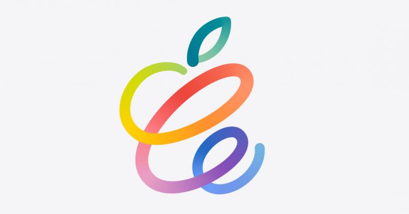 Convite para o evento conta com desenho estilizado de uma maçã - (Foto: Reprodução: Apple)