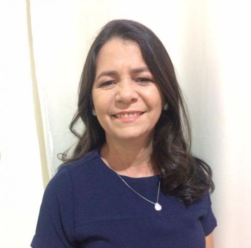 Professora Enisandra e as escolas indígenas - (Foto: Arquivo Pessoal)