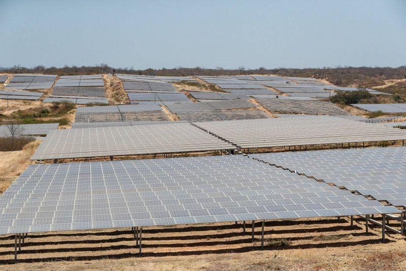 Medidas sustentáveis como fontes de energia limpa ganharam atenção do público - (Foto: Alan Santos/PR - 17.09.2020)