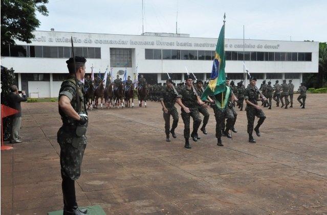 4ª Brigada de Cavalaria Mecanizada em Dourados (Assessoria)