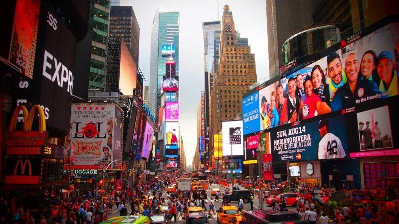 Prefeito diz que Nova York reabrirá 'totalmente' em julho - (Foto: Pixabay)