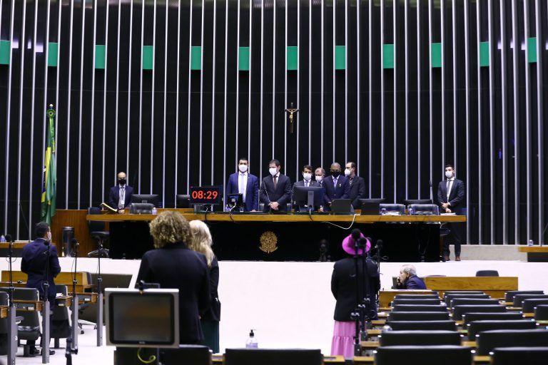 Deputados aprovaram dois destaques com mudanças pontuais no texto - (Foto: Najara Araujo/Câmara dos Deputados)