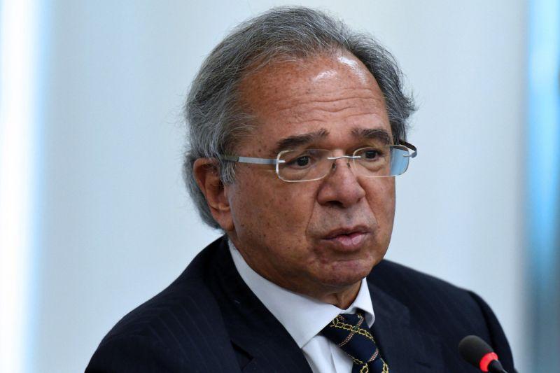 Ministério da Economia, Paulo Guedes, fala sobre Fies em uma reunião entre ministros - (Foto: Edu Andrade/Ascom/ME - 16.03.2021)