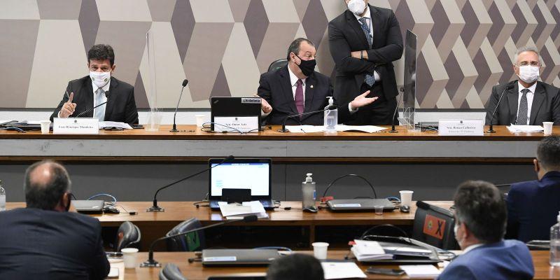 © Jefferson Rudy/Agência Senado