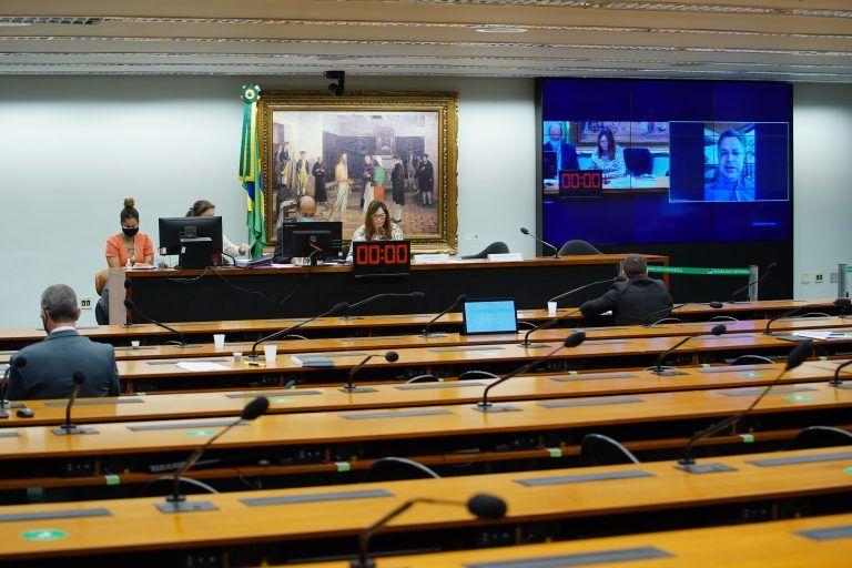 CCJ analisa admissibilidade da proposta - (Foto: Will Shutter/Câmara dos Deputados)