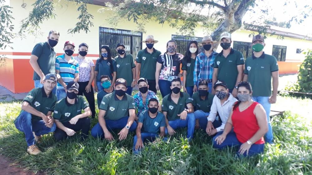 Escola agrícola de Rio Brilhante está formando 23 técnicos em agropecuária neste ano