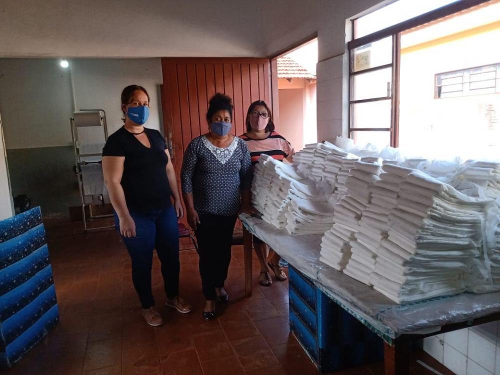 Por meio de licitação, Governo Municipal inicia confecção de fraldas descartáveis em Rio Brilhante