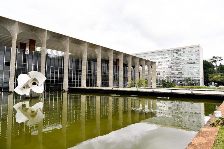 Palácio do Itamaraty, sede do Ministério das Relações Exteriores, em Brasília - (Foto: Geraldo Magela/Agência Senado)