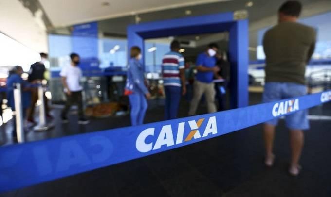 Pagamentos do auxílio emergencial são feitos pela Caixa Econômica Federal. (Foto: Marcelo Camargo/Agência Brasil)