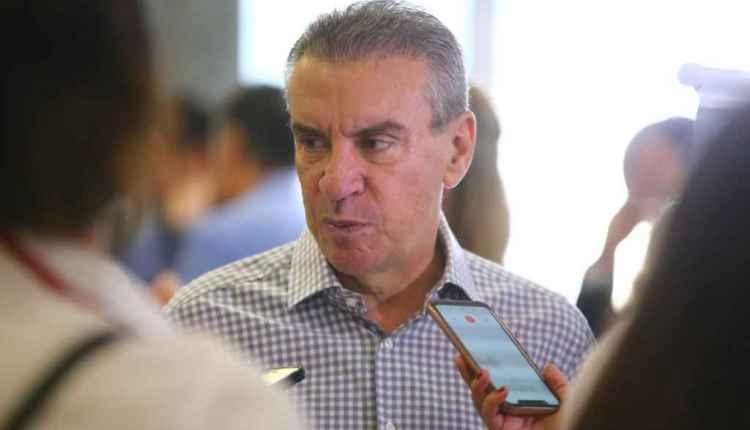 Presidente da Assembleia Legislativa de MS, deputado Paulo Corrêa. (Marcos Ermínio, Jornal Midiamax).