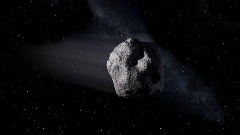 Não há risco de o astro colidir com a Terra - (Foto: NASA / JPL-Caltech)