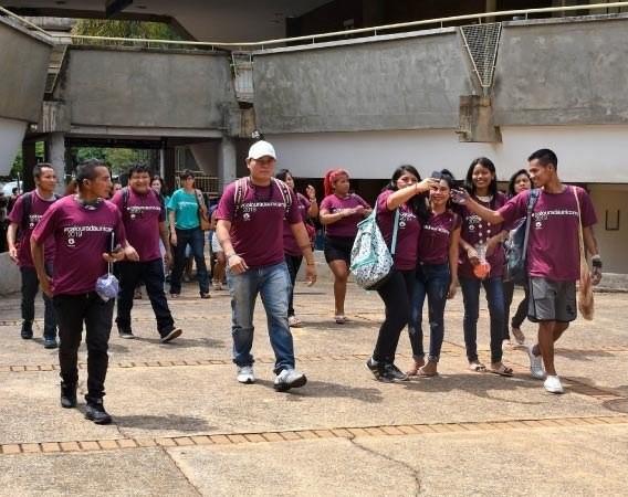 Vestibular Indígena 2021 ocorrerá em seis cidades do Brasil no dia 20 de junho - (Foto: Divulgação/Comvest Unicamp)