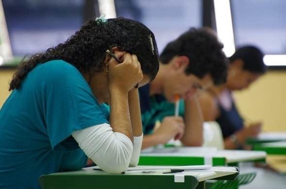 Último dia para estudantes se inscrevem no processo seletivo das Etecs - (Foto: Gastão Guedes/Divulgação)