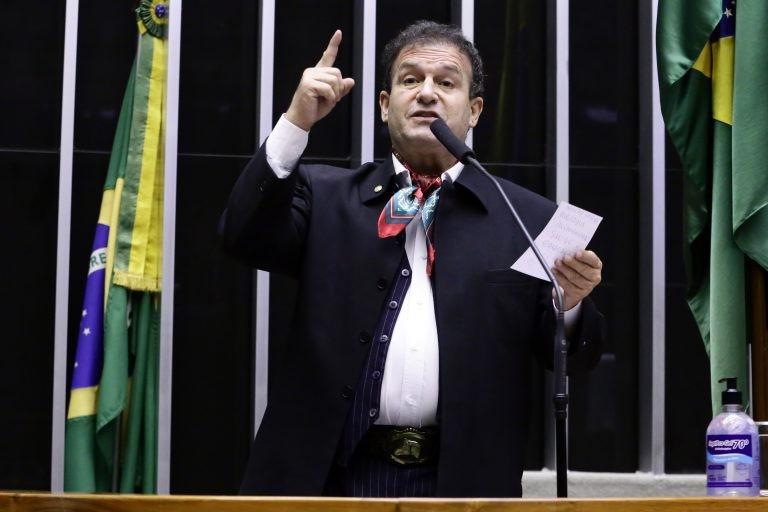 Mattos: guardas municipais são agentes importantes da segurança pública - (Foto: Cleia Viana/Câmara dos Deputados)