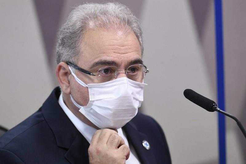 Senado FederalSeguir CPIPANDEMIA - Comissão Parlamentar de Inquérito da Pandemia Comissão Parlamentar de Inquérito da Pandemia (CPIPANDEMIA) realiza oitiva do ministro de Estado da Saúde. A CPI da Pandemia ouve, pela segunda vez, o ministro da Saúde. O de
