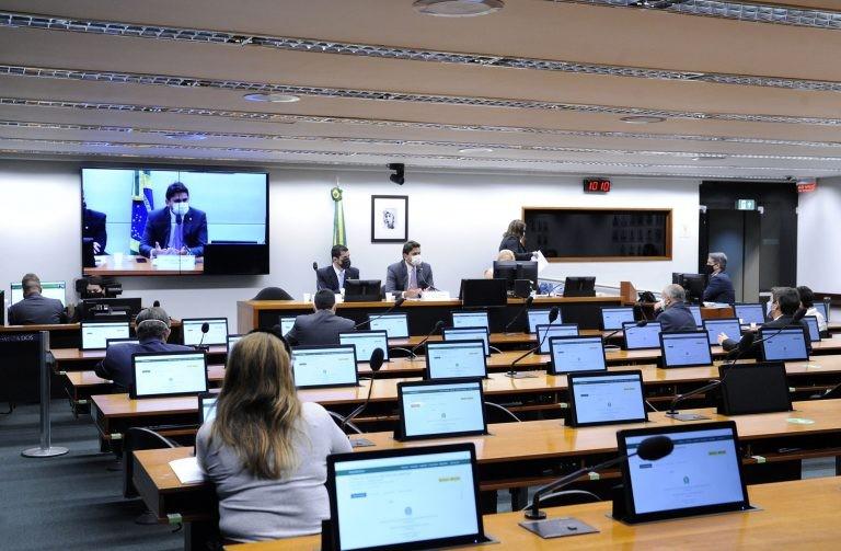 Reunião do Conselho de Ética - (Foto: Gustavo Sales/Câmara dos Deputados)