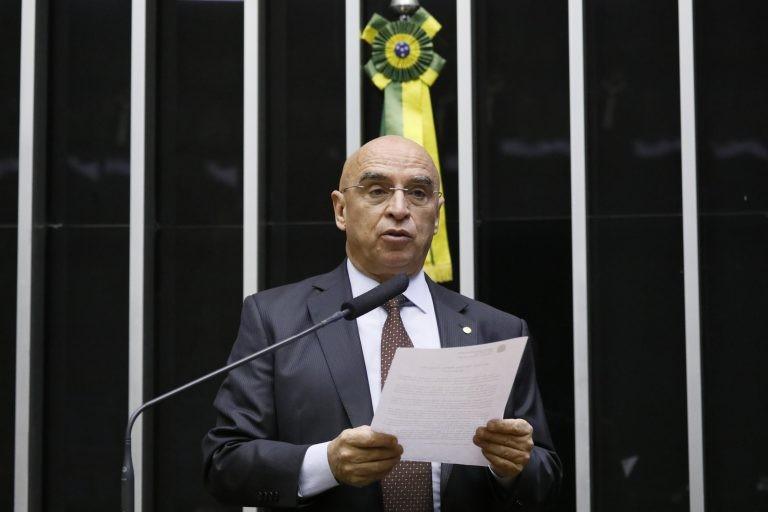 Heringer: mudança é importante para o setor de comunicação no Brasil - (Foto: Luis Macedo/Câmara dos Deputados)