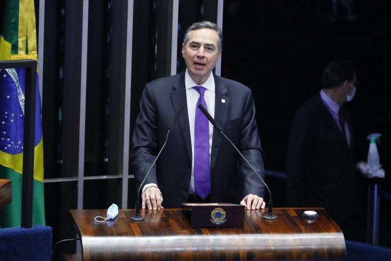 Ministro Luís Roberto Barroso foi convidado a debater duas propostas sobre eleições - (Foto: Luis Macedo/Câmara dos Deputados)