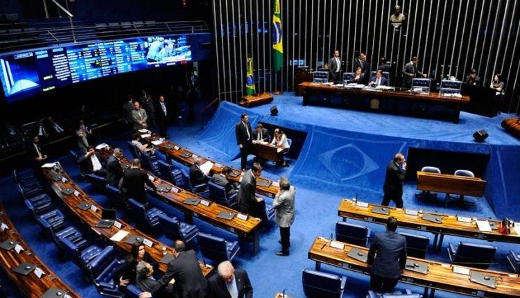 Plenário da Câmara dos Deputados. (Agência Câmara, Arquivo).