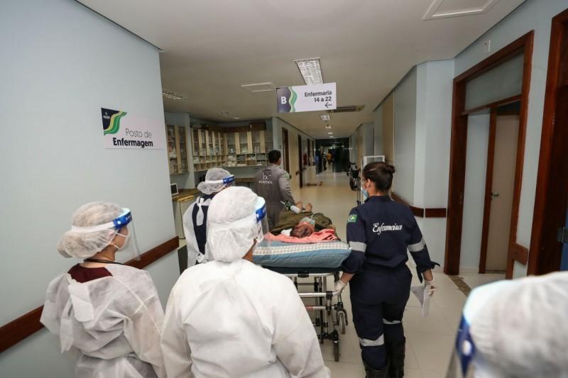 Mais de 55 milhões de pessoas já receberam a 1ª dose da vacina contra a covid no Brasil - (Foto: Herick Pereira/Secom-AM)