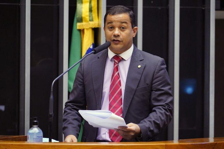 Delegado Pablo propõe aumentar pena máxima de seis meses para três anos - (Foto: Pablo Valadares/Câmara dos Deputados)