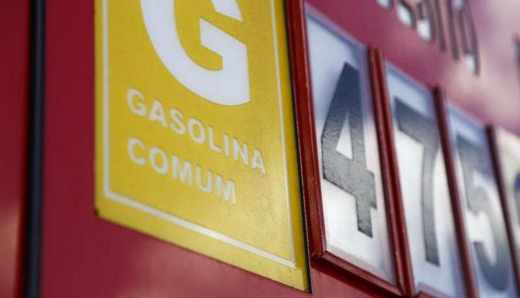 Em MS, alíquota do ICMS sobre a gasolina é de 30% (Foto: Leonardo de França/Midiamax)