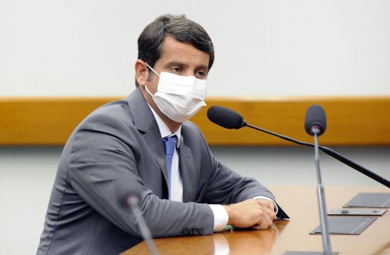 Dr. Luiz Antonio: há risco de sequelas irreversíveis - (Foto: Gustavo Sales/Câmara dos Deputados)