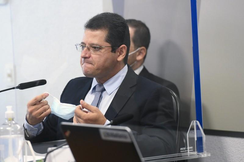 Ex-secretário: suspensão de decreto foi motivada por pressão popular e risco de protestos violentos - (Foto: Marcos Oliveira/Agência Senado - 15.06.2021)