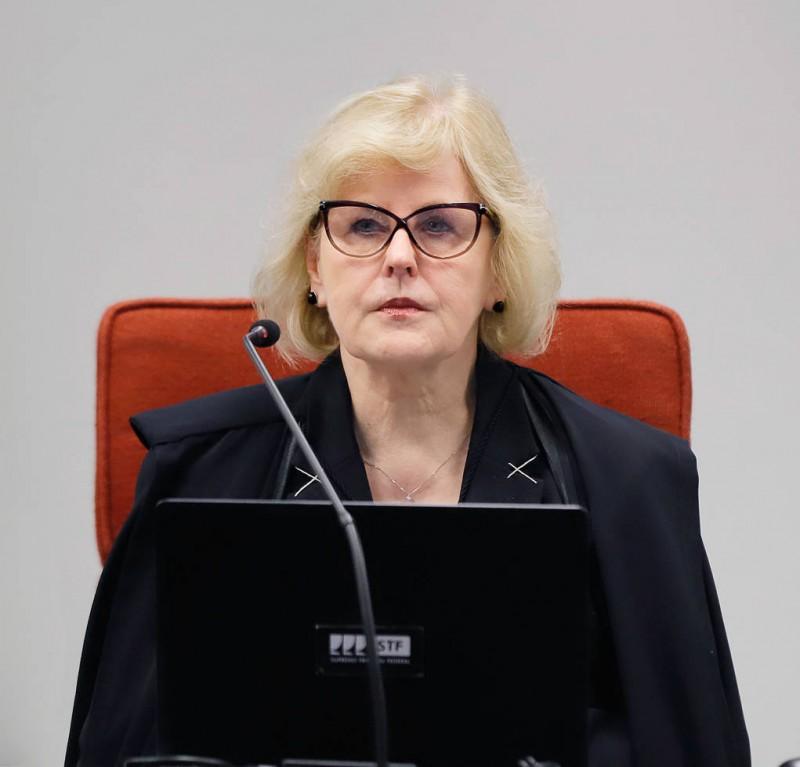 A ministra Rosa Weber, que suspendeu convocação de governadores na CPI - (Foto: Rosinei Coutinho/SCO/STF - 26.10.2020)